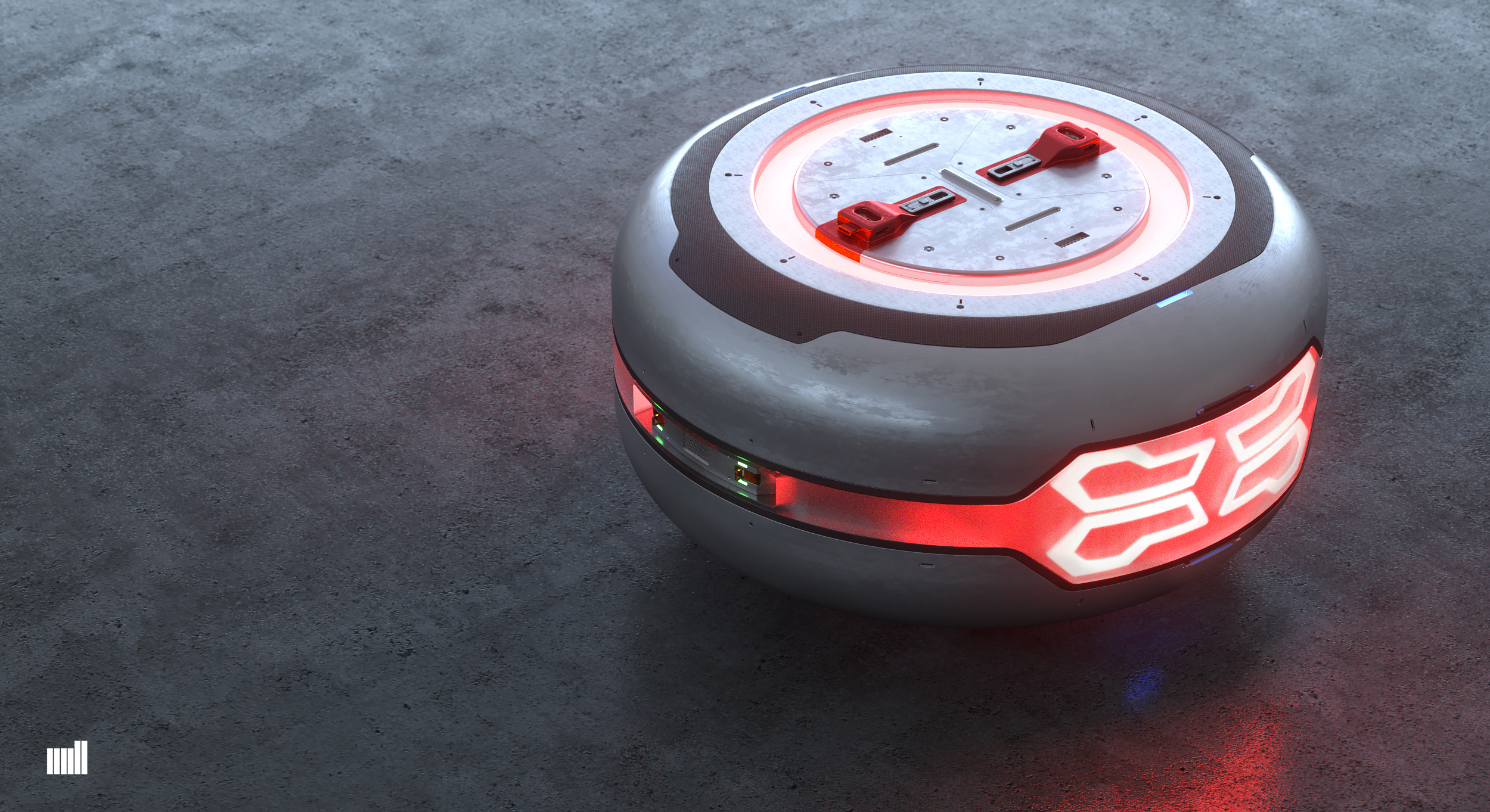 robot A01